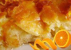 Πορτοκαλόπιτα. Πίτα γεμάτη άρωμα πορτοκαλιού!!