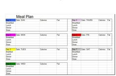 Meal Planner Template Meal Planner Template, Shopping List Grocery, Better Together, Meals For The Week, Meal Planning, Weight Loss, Templates, How To Plan, Stencils