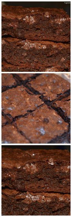 Fabulous Fudgy Brownies - Hugs and Cookies XOXO