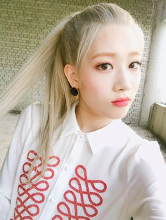 Find images and videos about kpop, loona and kim lip on We Heart It - the app to get lost in what you love. Kpop Girl Groups, Korean Girl Groups, Kpop Girls, Extended Play, Your Girl, My Girl, We Heart It, Loona Kim Lip, Pre Debut