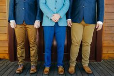 unique groomsmen looks - photo by Lara Hotz https://ruffledblog.com/whimsical-bohemian-wedding-in-australia