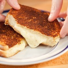 A Modern Take on Pizza and Grilled Cheese - America's Test Kitchen