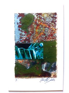 Monotype and digital image 4x6 $5.00