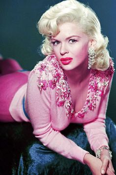 Jayne Mansfield. Dang that sweaterrrrrr!