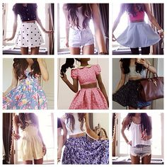 9 outfits of Ariana Grande