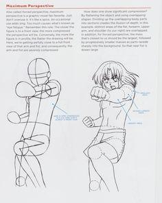 IMPACT FORESHORTENING TUTORIAL by Christopher-Hart.deviantart.com on @deviantART