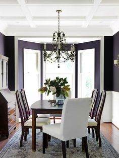 Coffered Ceiling - Our First Grown-Up House on HGTV