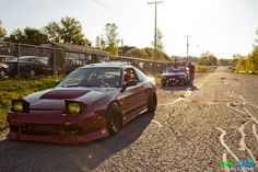 Do love a nice nissan 240sx