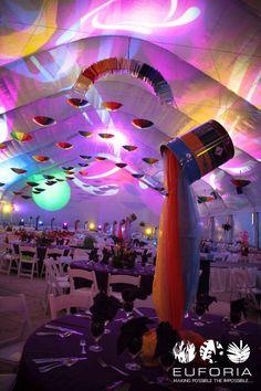 Eventos Euforia - Comex Convention 2012 Fiesta Tema - Circo-7