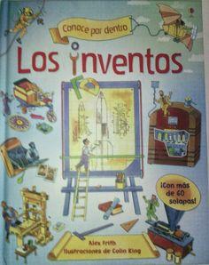 libros de inventos
