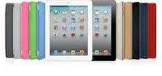 Equípate con el diseño mas sofisticado en tabletas, el iPad de MODÉRNICA.