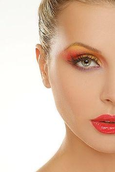 Maquiagem para o Carnaval   Muitas cores e criatividade