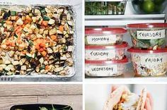 Here's How To Meal Prep A Week Of Lunches On A Budget