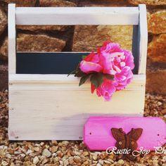 Garden box and Butterfly hook