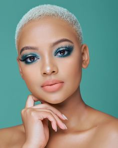"""Mihlali Ndamase on Instagram: """"Do not strive to be another flower, picked for your beauty and left to die. Strive to be a wild flower, difficult to find and impossible to…"""" Natural Hair Short Cuts, Short Natural Haircuts, Cute Short Haircuts, Short Hair Cuts, Natural Hair Styles, Short Hair Styles, Black Women Hairstyles, Hairstyles Haircuts, Hairdos"""