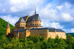 Vianden Castle, Vianden, Luxembourg  © Jim  Zuckerman
