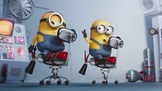 """MINIONS's Short Film """"The Competition"""" directed by Kyle Balda and Julien Soret / CGアニメーション映画「Despicable Me」のスピンアウト作品「Minions」のショートフィルム「The Competition」が公開された。"""