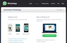 #WhatsApp desktop app for #Windows and #Mac | Keep It Simple Stupid: Java, Cloud Computing, DevOps, Testing, Linux, Windows, etc.