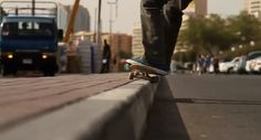"Skateboarding with Thrasher – ""One Week In Dubai"" (Clip)"