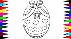 Kid Coloring Books Lovely Coloring Pages Easter Egg Surprise Coloring Book Videos for Children Rainbow Learning Colors Earth Day Coloring Pages, Unique Coloring Pages, Easter Egg Coloring Pages, Printable Coloring Pages, Coloring Pages For Kids, Kids Coloring, Anatomy Coloring Book, Coloring Books, Rainbow Learning