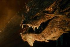 Veja o ator Benedict Cumberbatch dar vida ao dragão Smaug