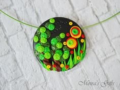 Beautiful spring colours by Anna Gallerani on Etsy
