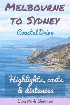 Taking a road trip from Melbourne to Sydney or vice versa? This useful guide and coastal drive itinerary, packed with beautiful pictures, will help you plan your journey, and includes all the best places to see in Victoria and New South Wales along the way, the driving times and distances between them, budget accommodation and costs. Make sure you don't miss out on some of Australia's best beaches and national parks, including Jervis Bay, Batemans Bay, Eden, Phillip Island and more.