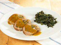 Arrosto ripieno con uova e spinacini: Ricette di Cookaround | Cookaround
