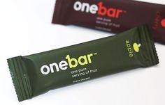 One Bar packaging design