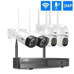 Hiseeu CCTV Kit - US$176.99 (coupon: BG30f871) 📉 Wireless 8CH 4PCS 3MP Two-Way Audio Security PTZ 5X Digital Zoom Outdoor & Bullet WIFI IP Cameras Waterproof CCTV Kit #Hiseeu #WIFI #IP #Camera #banggood #IPCamera #IP65 #CCTV #Kit #coupon #купон 1821410 Cctv Kits, Ip Camera, Consumer Electronics, Coupons, Wifi, Bullet, Audio, Cameras, Banggood Coupon