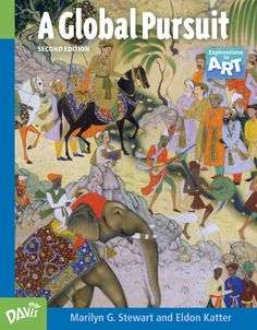 Davis publications davisarted on pinterest middle school art education curriculum explorations in art a global pursuit artcurriculum fandeluxe Images