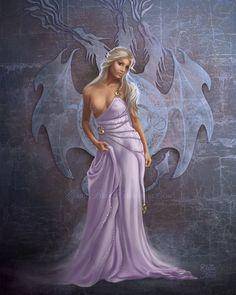 Daenerys by Carrie Best / CarrieBest