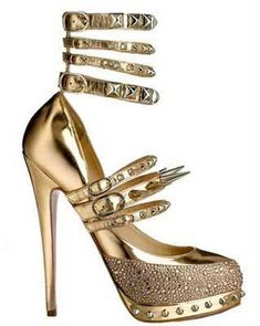 To Celebrate His 20 Years in the Biz, Here Are 20 of Christian Louboutin's Most Outrageous Shoes - Fashionista