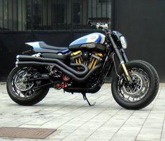 Dynamic belt tensioner for Harley Davidson XR1200! http://www.freespirits.it/en/component/virtuemart/transmission-hd/harley-xr-1200-dinamic-belt-tensioner-reddet.html?Itemid=0 #harleydavidson #harleydavidsonXR1200 #XR1200 #motorcycles #custom #belttensioner