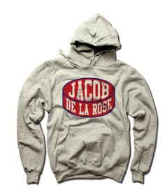 Jacob DeLaRose Puck