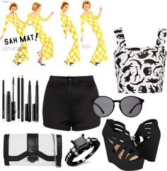 """Sin título #73"" by danielacast on Polyvore"