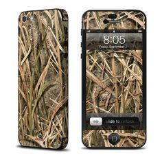 Fancy a little grass? Here's a new Skin design by Mossy Oak.    ~featuring http://www.istyles.com/skins/phones/apple-iphone/iphone-5/shadow-grass-blades-iphone-5-skin-p-158264.html