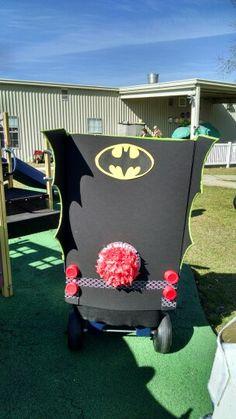 Batman wagon