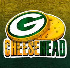 """Green Bay Packers """"Cheesehead"""""""