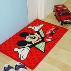 Disney Mickey Mouse Doormat,Doormats-Door-Mats