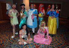 Drag Disney Princesses