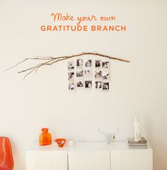 DIY: An easy and meaningful Thanksgiving craft - Think.Make.Share.