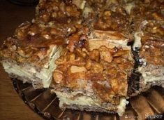 Orzechowiec - najlepszy - przepis ze Smaker.pl Pie, Torte, Cake, Fruit Cakes, Pies, Cheeseburger Paradise Pie, Pot Pie, Tart