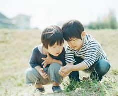 boyhood curiosity