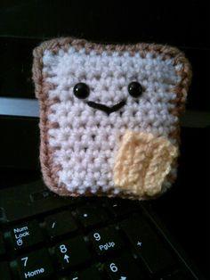 Crochet Toast