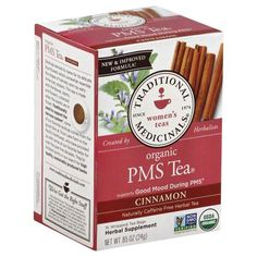 Supports good mood during PMS easing irritability, tension and discomfort. We know what PMS really stands for, but sometimes it seems like PMS is short for Pretty Miserable Situation. A nice cup of te