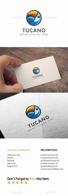 Tucano Logo - Animals Logo Templates