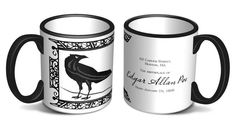 Some Edgar Allan Poe product design I did. www.ginoverna.com
