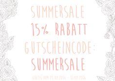 Ab heute gibt es 15% Rabatt auf alles! www.zauberhaftshop.de