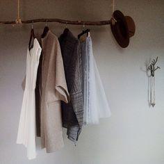 branch clothing rack